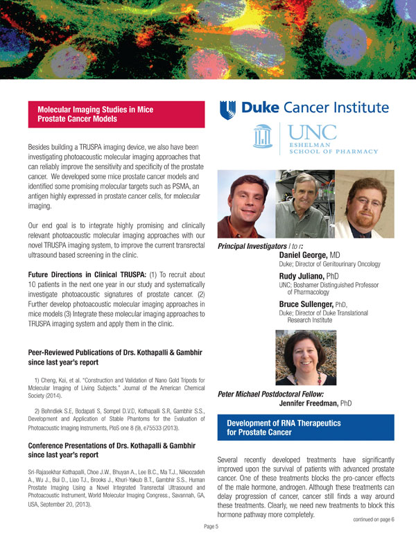 2013 Duke Cancer Institute