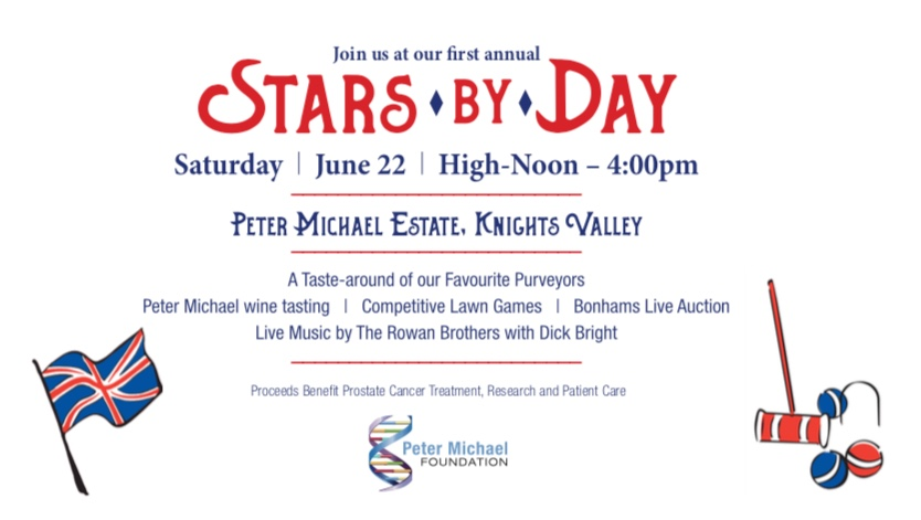 Stars by Day 2019 Invitation